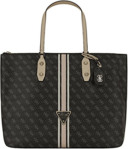 Guess Logo Sport Extra Large Tote Bag Coal