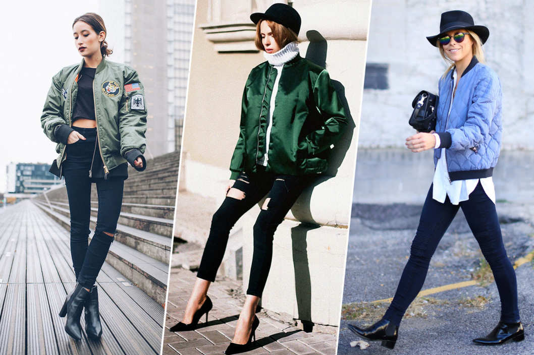 How To Wear Bomber Jacket - Coat Nj