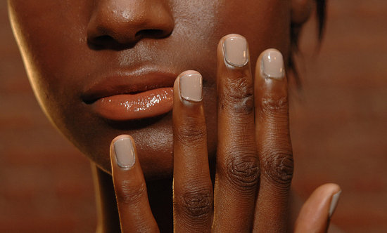 Neutral Nail Color For Dark Skin - Best Image Nail 2017