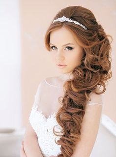 Wedding Party Hairstyles